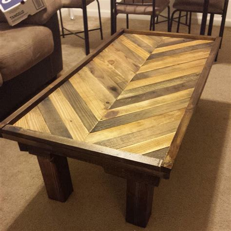 How To Make A Pallet Coffee Table Home Decorations How To Build A Pallet Coffee Table