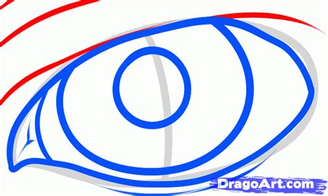 how to cool a how to draw a cool eye cool step by step free drawing