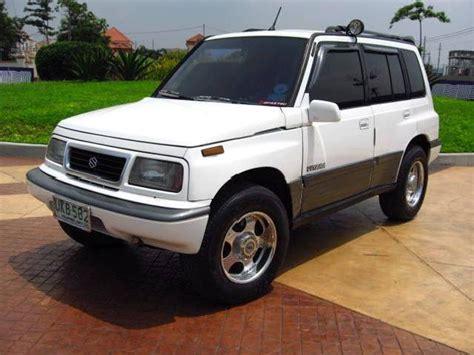 Suzuki Vitara Jlx For Sale Suzuki Vitara 4x4 Local Manila Metropolitan Mitula Cars