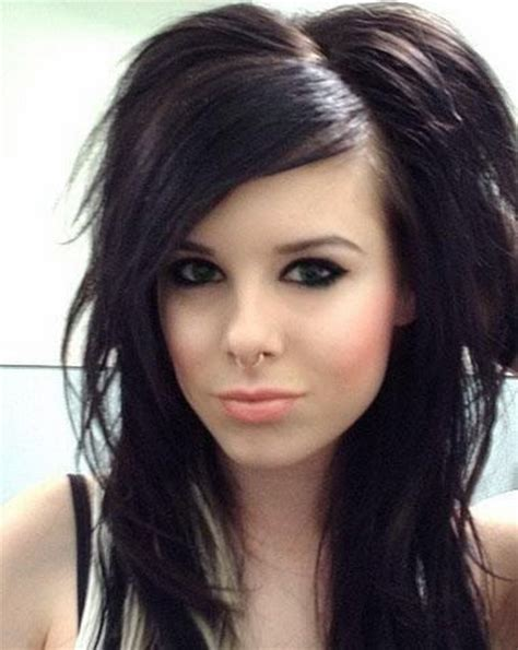 emo hairstyles for medium long hair emo medium hairstyles