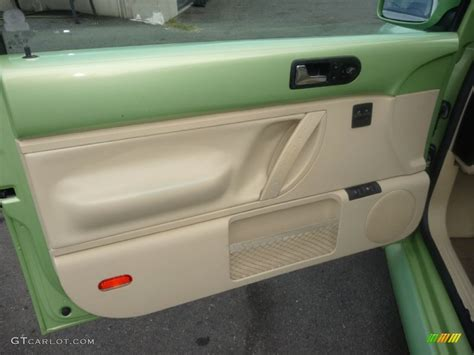 2001 Vw Beetle Door Panels by 2001 Volkswagen New Beetle Gls Coupe Door Panel