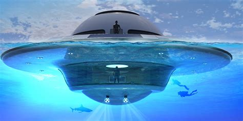 floating boat house ufo you ll soon be able to move into this freaky ufo inspired