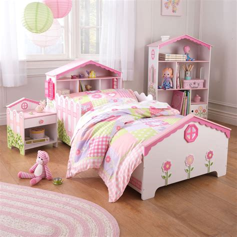 Toddler Bed by Kidkraft Dollhouse Toddler Bed 76254 At Hayneedle