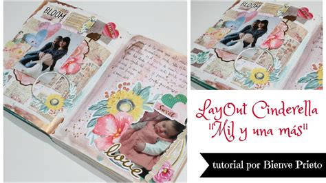 tutorial scrapbook indonesia tutorial paso a paso layout scrapbook en un diario doovi