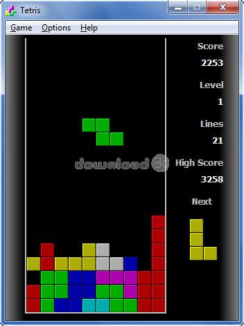 tetrisexe  tetris  install file