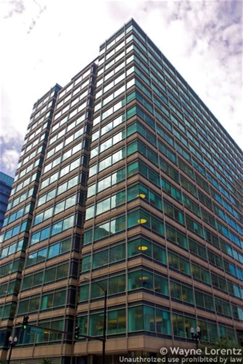Pepsico Chicago Office by Pepsico Chicago Building 555 West Chicago