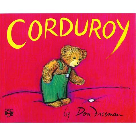 corduroy corduroy board book 25 best ideas about corduroy activities on