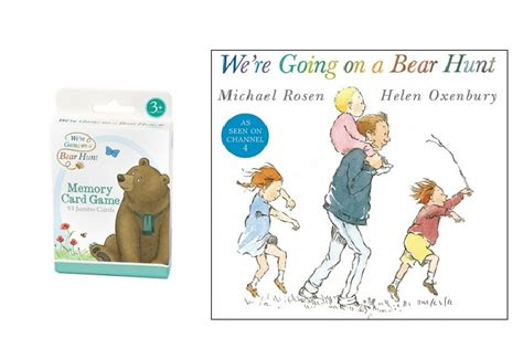 we re going on a bear hunt libro e carte il blog dell inglese per i bambini