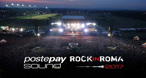 Calendario Rock In 2017 Rock In Roma 2017 Date Programma Calendario Concerti