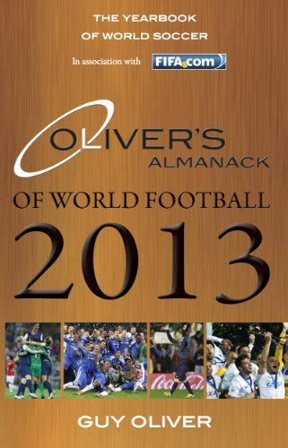 libro pfa players records 1946 2015 oliver s almanack of world football 2013 the yearbook of world soccer in association with fifa