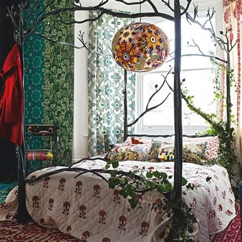 woodland themed bedroom woodland design room ideas home trends bohemian