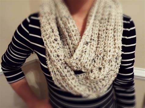 Infinity Scarf Pattern Knit Youtube | how to crochet ribbed infinity scarf youtube