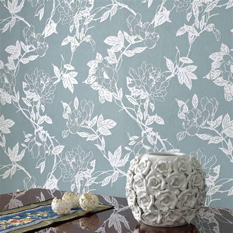 flower wallpaper duck egg win awards 2014 world interiors news blog