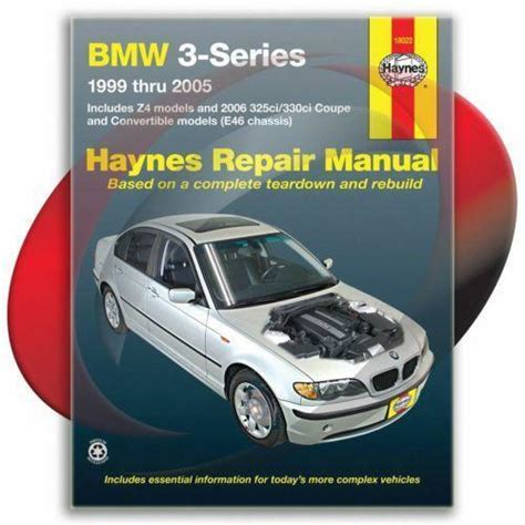 bmw z4 repair manual ebay