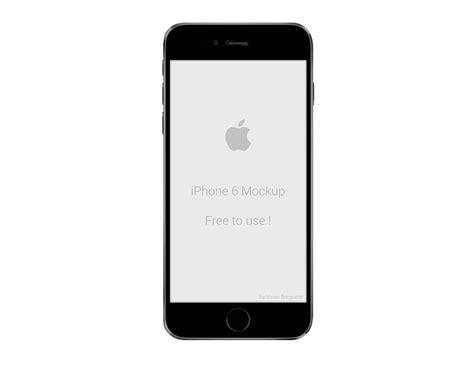 iphone mockup template 40 free iphone 6 mockup templates psd vector