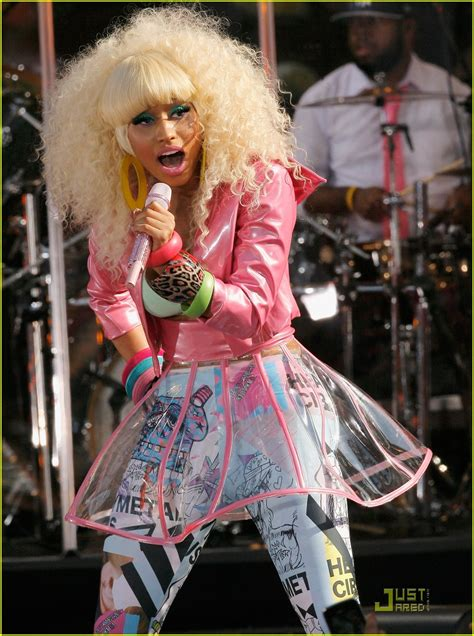 Nicki Minaj Wardrobe Malfunction by Nicki Minaj Wardrobe Malfunction On Stage
