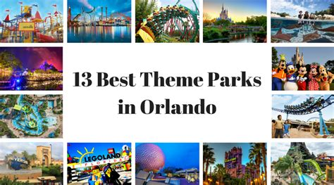 list theme parks in orlando florida orlando attractions image collections diagram writing