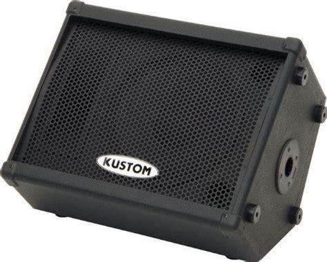 100 Floors Stage 81 - kustom kpc12mp 12 quot powered monitor speaker by kustom 179