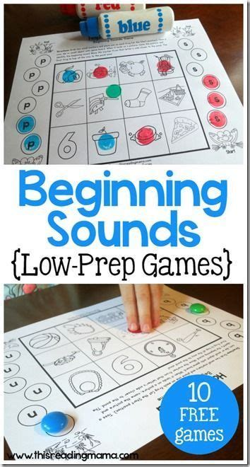 printable language arts board games free printable phonics games for first grade 1000 ideas