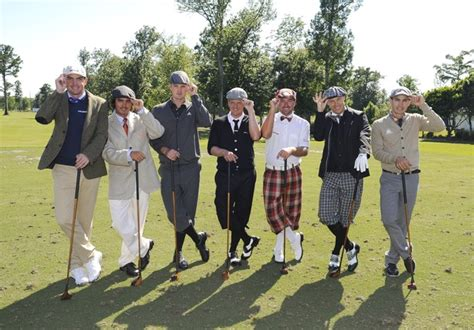Going Oldschool by Going School In New Orleans Links Golf
