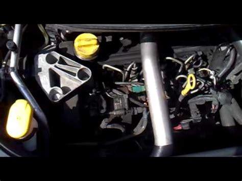renault clio dci  common engine running problems doovi
