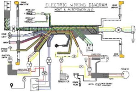 bashan scooter wiring diagram scooter fuel wiring