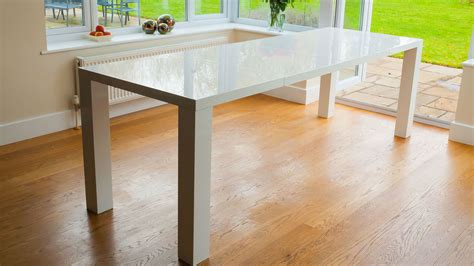 Extendable Dining Table White Aver White Extending Dining Table Ikea Dining Table