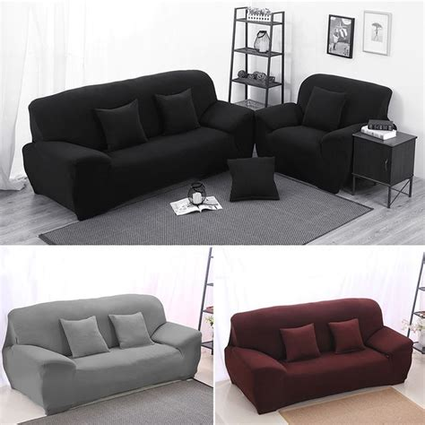 Sofa Cover 3 Seater by Liplasting Three Seater Protector Cover Sofa Cover