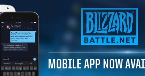 battle net mobile app blizzard launches battle net mobile app gamegrin