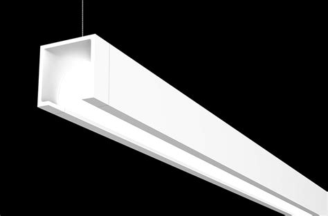 Peerless Lighting Fixtures Acuity Brands New Peerless 174 Open Led Luminaire With Minimalistic Design Offers Pleasant Light