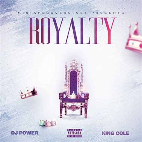Royalty Mixtape Cover Template Mixtapecovers Net Free Mixtape Covers Templates