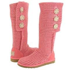 Rosy Cardy pink ugg cardy boots