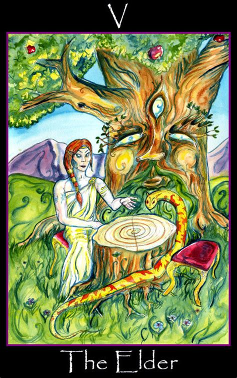 tarot of the sidhe tarot of the sidhe jema