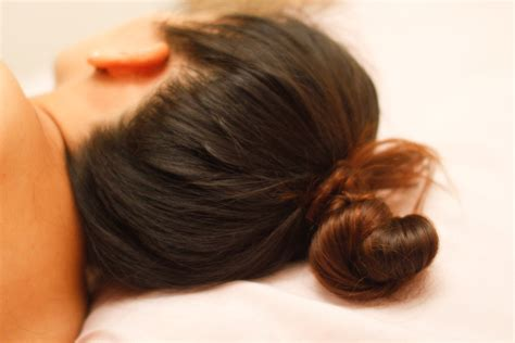 how to get your hair back to its color 3 ways to grow your hair thicker naturally wikihow