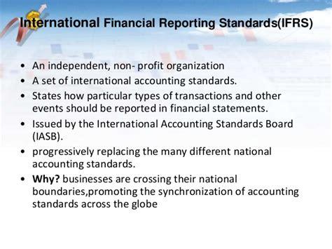 International Financial Reporting Standards ifrs vs indian gaap vs us gaap
