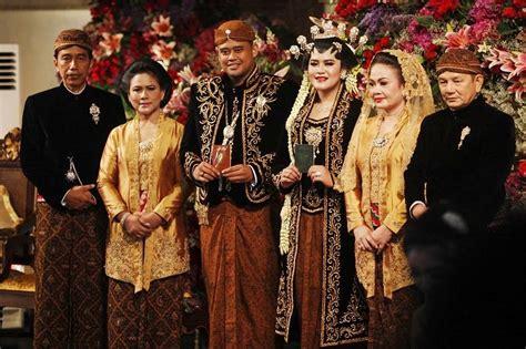 baju among baju among makna dibalik dekorasi pelaminan kahiyang bobby