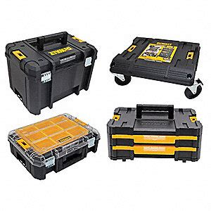 plastic rolling tool box with drawers dewalt rolling tool box set 13 quot w x 4 1 2 quot d x5 quot h 42nm53