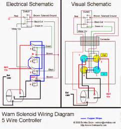 winch in cab switch wiring diagrams diy modifications accessories mypatrol4x4