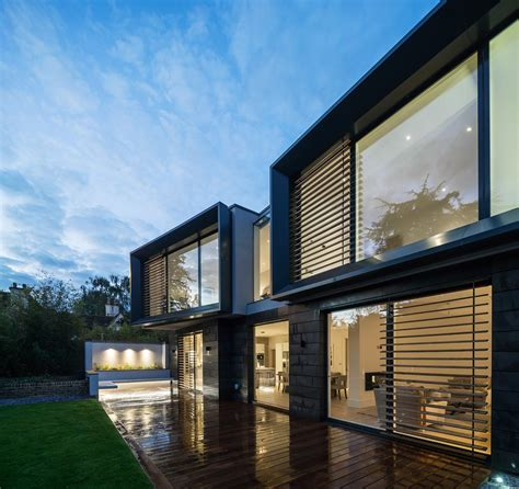 hilltop house hilltop house in kingston upon thames e architect