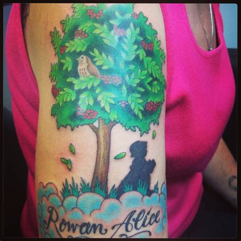 rowan tree tattoo 1000 images about rowan tree on
