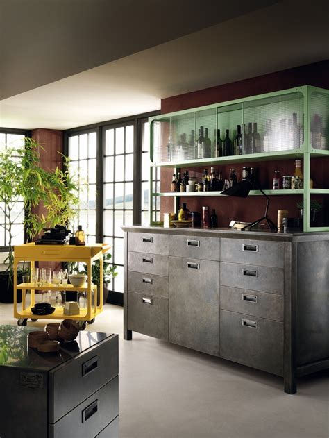 scavolini kitchen cabinets functionality and something more in the monoblocs fridge