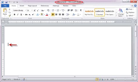 Creating A Document Tutorial Webucator - creating a document tutorial webucator