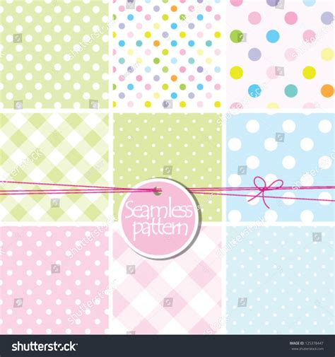 baby cute wallpaper vector baby shower baby background set cute seamless stock vector