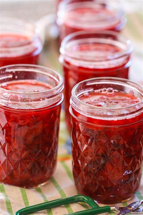 strawberry preserves recipe dishmaps