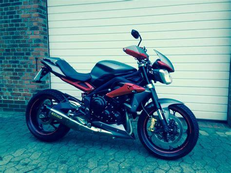 Triumph Motorrad Homepage by Umgebautes Motorrad Triumph R Lohrig