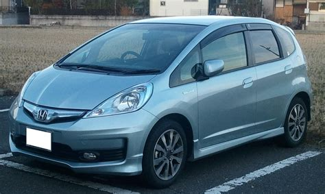 Honda Fit Wiki by File Honda Fit Hybrid Rs 03 Jpg Wikimedia Commons