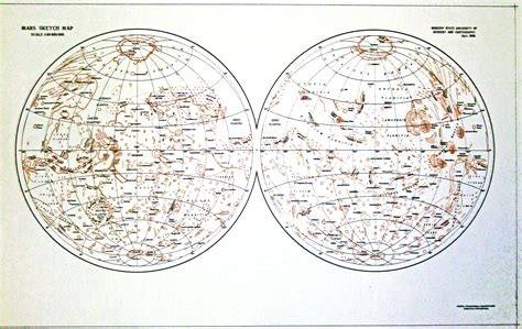 mars map blank map of planets pics about space