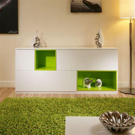 Lime Green Dining Room by White And Lime Green Dining Room Studio Design