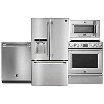 best kitchen appliance suite 4 piece stainless steel kitchen suite with counter depth