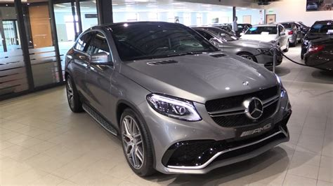 mercedes benz gle   amg coupe   depth review
